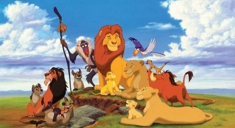 Vua su tu The Lion King
